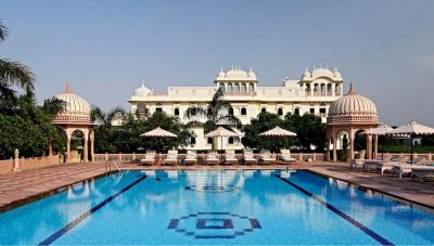 resort in bharatpur