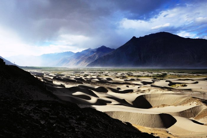 Nubra Valley- Desert Among The Snowy Hills