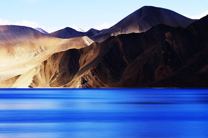 Pangong Tso is amongst the popular tourist attractions in Leh Ladakh