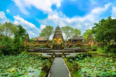 Places to visit in Bali (Cover)