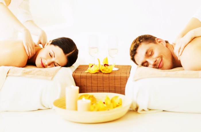 Indulge in a heavenly couple spa in Mauritius