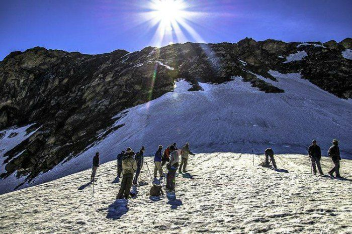 Roopkund trek with friends could be the best place you explore with friends this summer.