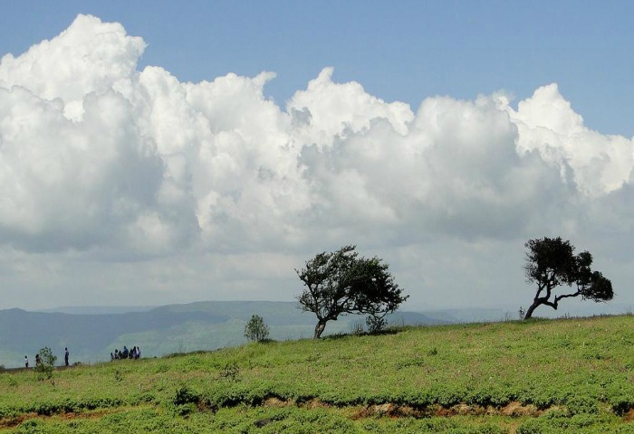 Satara is a part of the beautiful hills at the foot of the Sahyadri mountain range