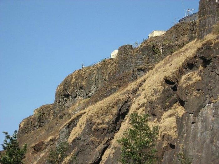 Sinhagad fort in Pune