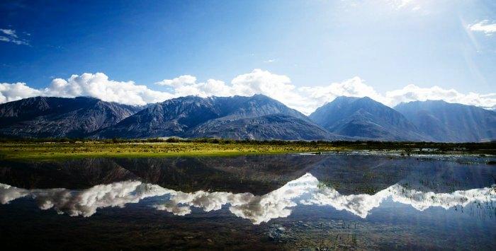 Surreal Nubra Valley