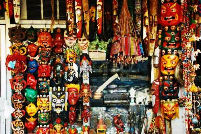 Shop at Tibetan Market
