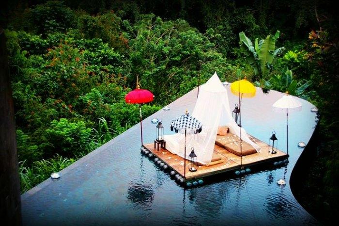 Love is evergreen in Ubud
