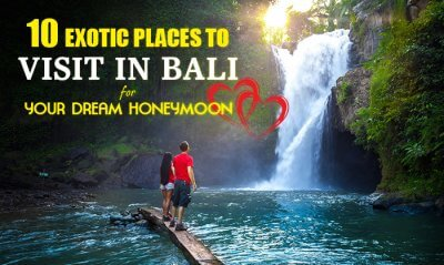 The most exotic honeymoon destinations in Europe