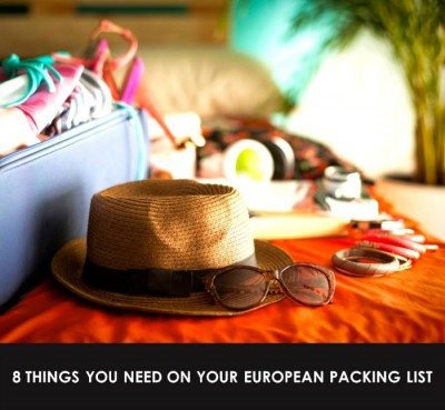 things-to-pack-to-europe