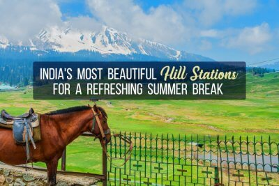 Cover for best hill stations in India