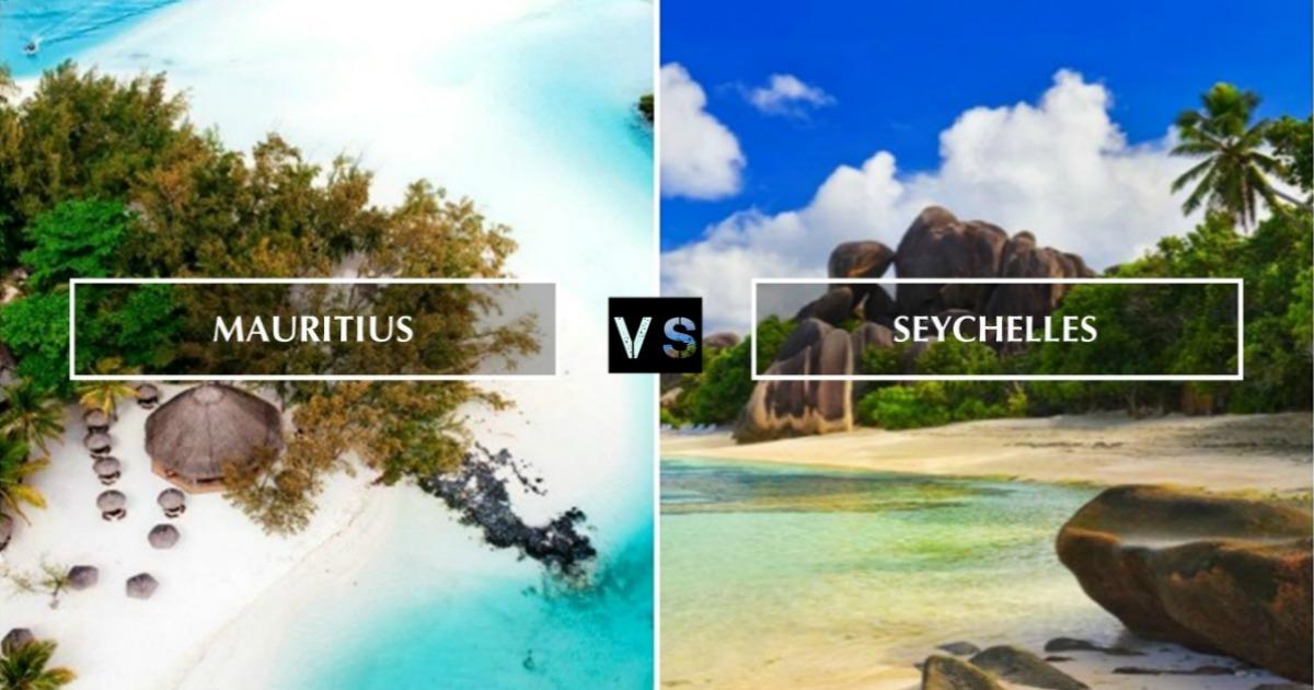 Mauritius Vs Seychellen