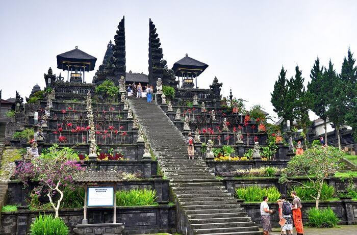 temple of Pura Besakih