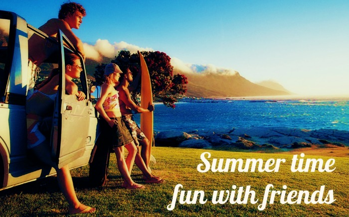 10 Fun Places To Go With Friends During Summer 2018