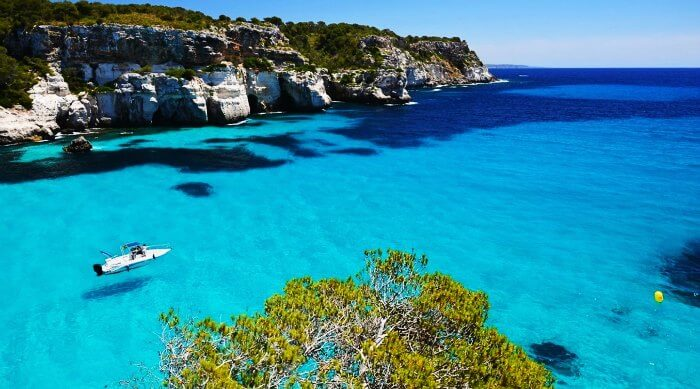 Another Romantic Honeymoon Destination In The World Is Balearic Island Spain
