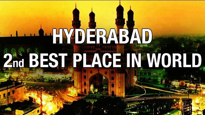 Best city hyderabad