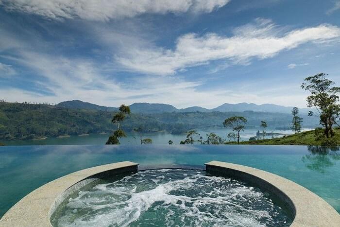 famous hotel in Sri Lanka