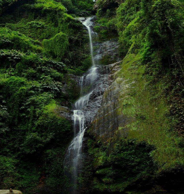 Chadwick falls are amongst the must visit tourist attractions in Shimla