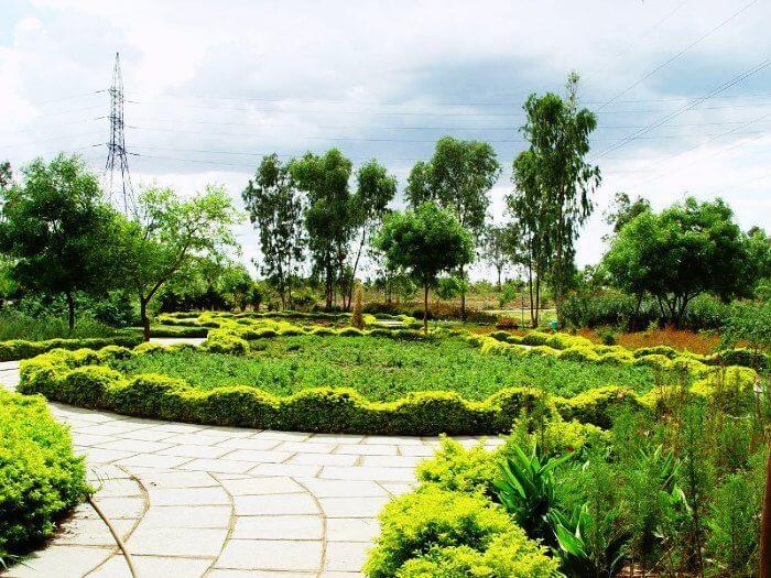 Gardens in Hyderabad