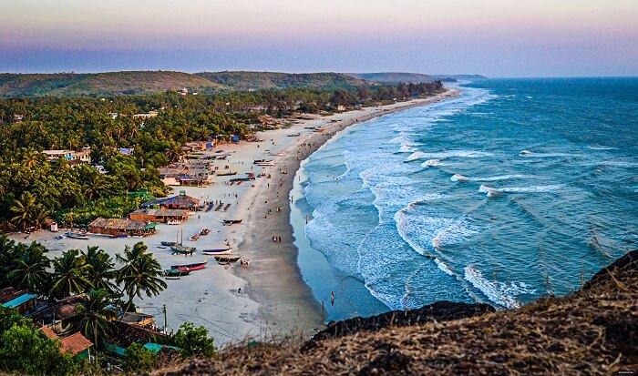 Plan a road trip from Bangalore to Goa