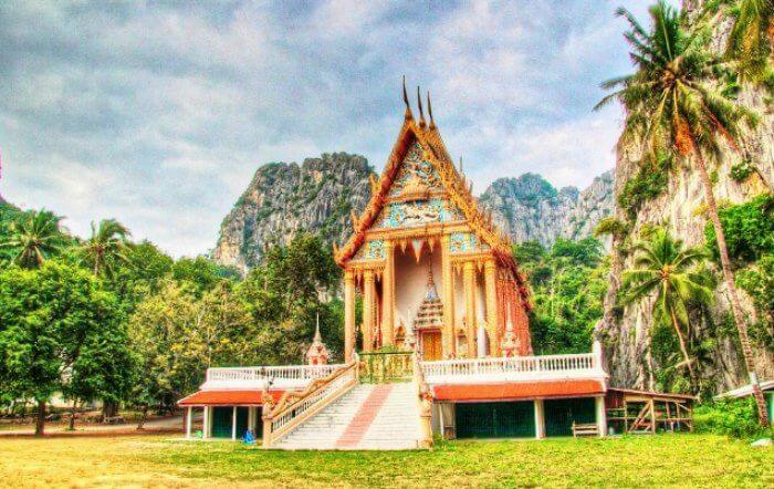 Hua Hin is one of the best places to visit in Thailand for honeymoon