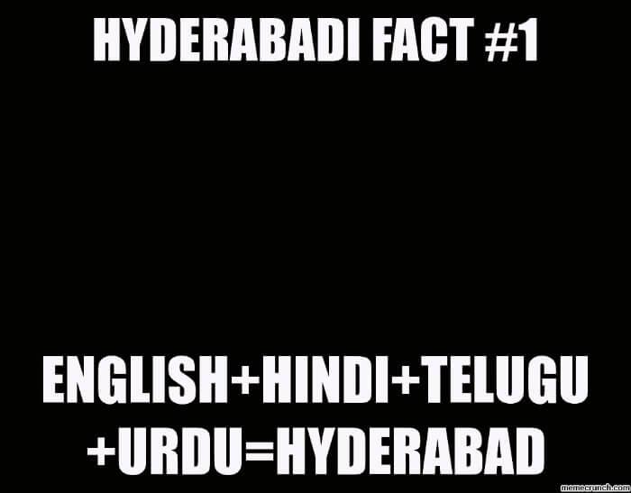 Hyderabadi Meme