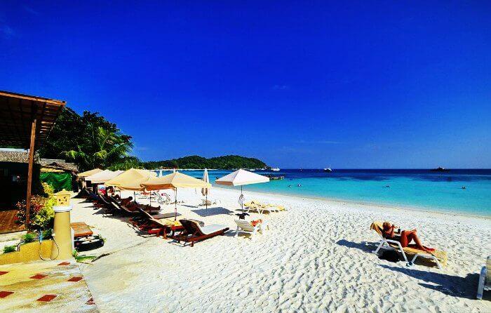 Jomtien Beach in Pattaya