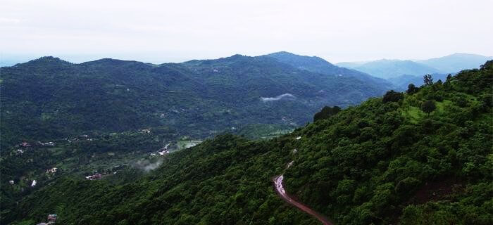 Kasauli is amongst the most tranquil places to visit in Himachal Pradesh