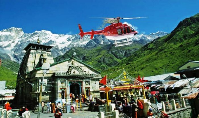 Chardham is a popular religious getaway in Uttarakhand
