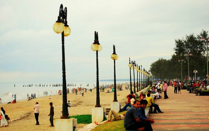 Drive down to the busy yet laid back and relaxing city in Kerala - Kozhikode