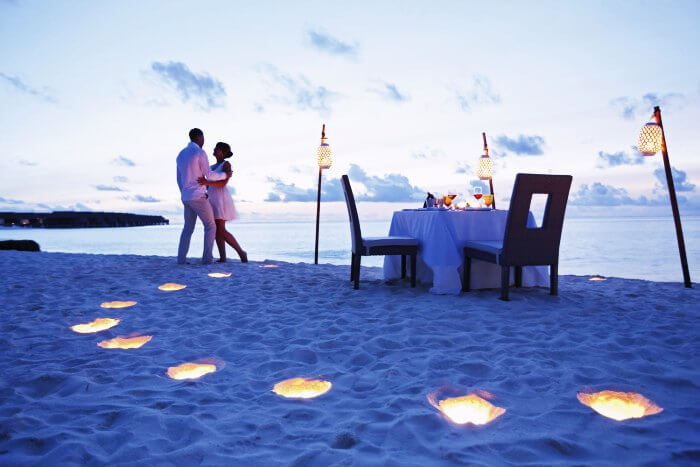 Explore the exotic islands of Maldives on your honeymoon