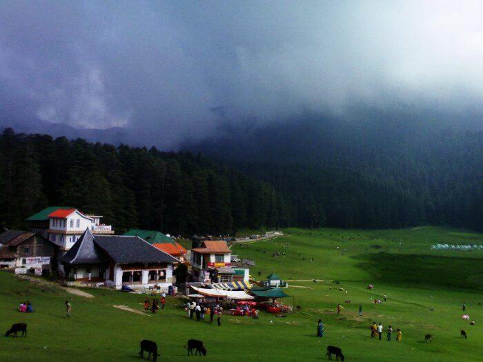 Dalhousie is a quaint little romantic hill resort, perfect for a laid back honeymoon, in Himachal Pradesh