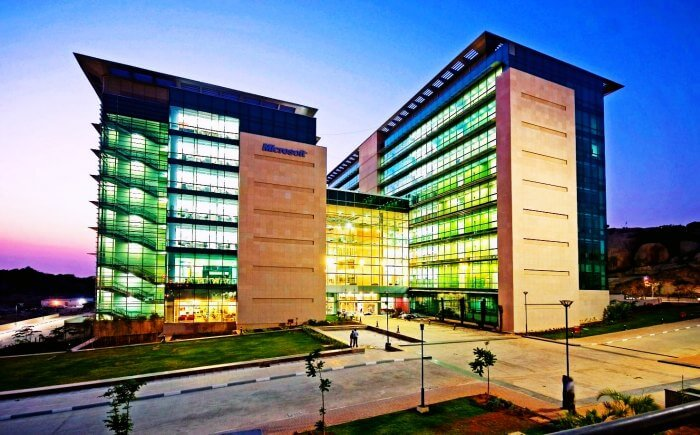 Microsoft Campus Hyderabad