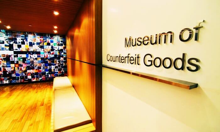 Museum of Counterfeit Goods in Bangkok
