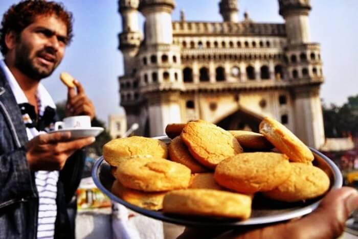 Osmania biskoot