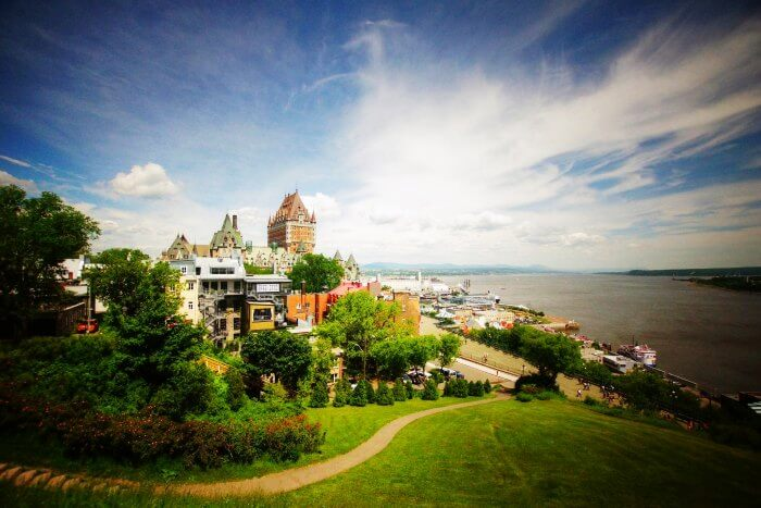 Quebec – The Paris of North America