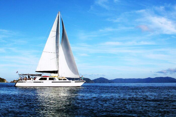 Experience Sailing in Thailand