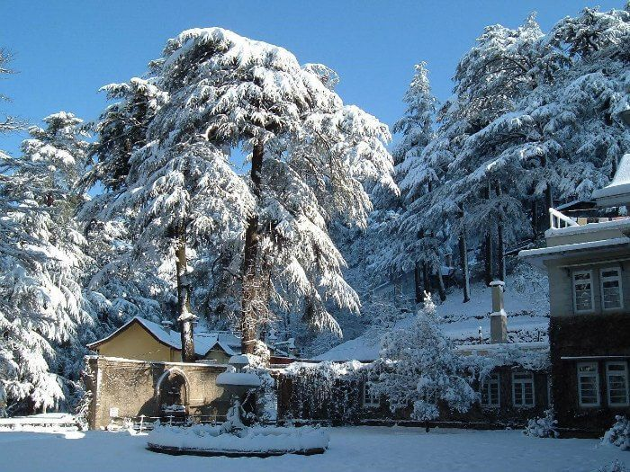 Shimla is amongst the most beautiful places to visit in Himachal Pradesh