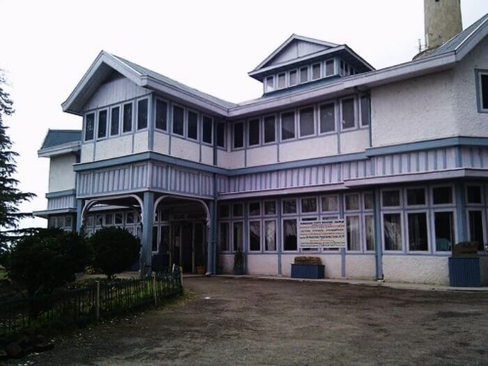 The Shimla state museum is one of the many places to visit in Shimla in May