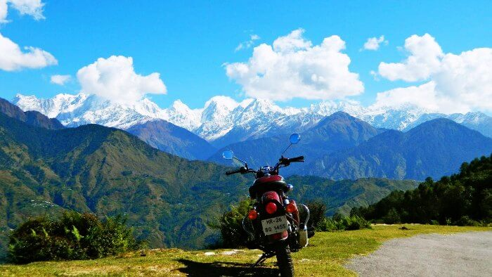 Munsiyari is a beautiful hidden gem in Uttarakhand