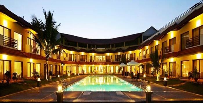 Hotels In Nice Near Beach