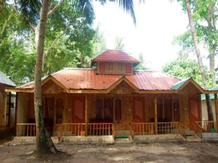 resort in andaman for a cheap stay
