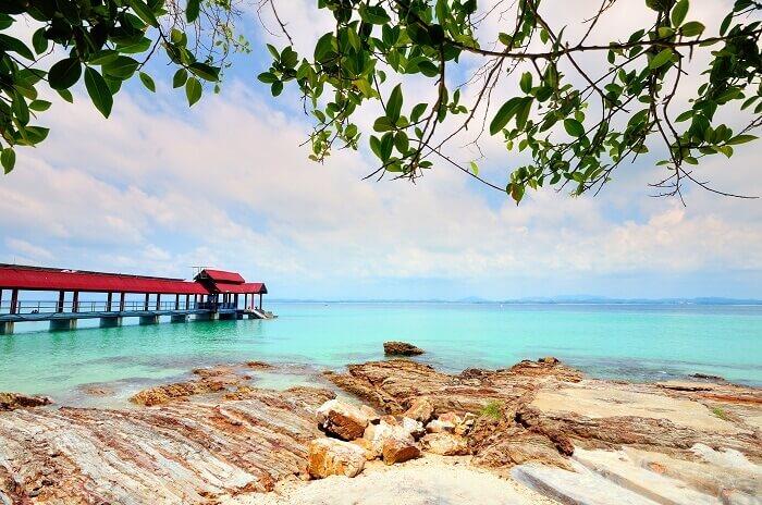 kapas island