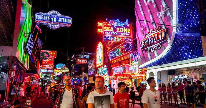 10 Crazy Ways To Experience The Kickass Nightlife In Bangkok