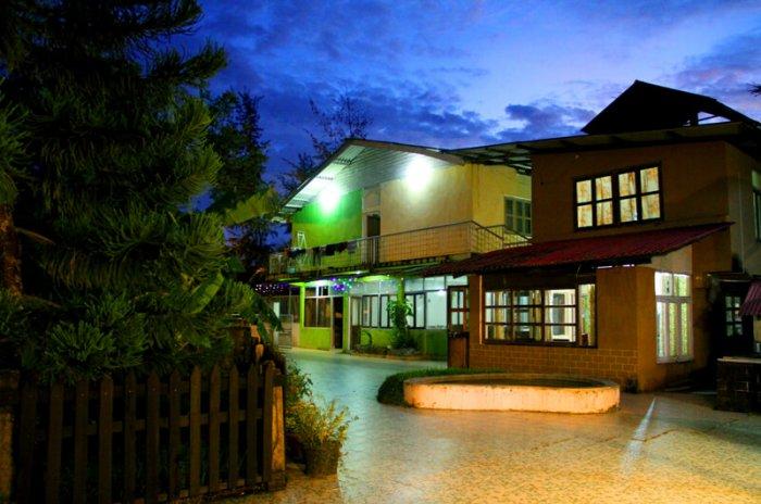 view of resort in andaman