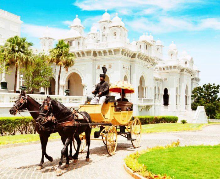 the royal Hyderabad