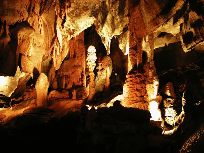 The beautiful caves of Meghalaya enhance the natural beauty of the city