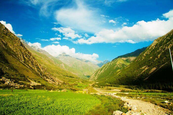 Chitkul in Himachal Pradesh