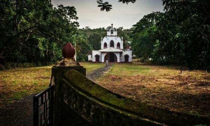 Chorao Island in Goa