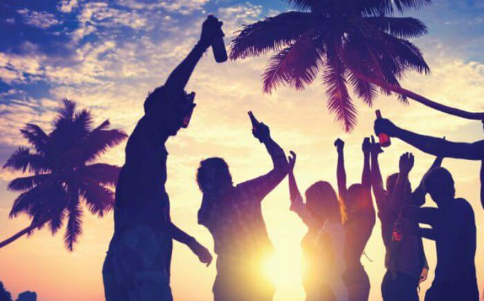 Go celebrating in the Party Capital of India - Goa