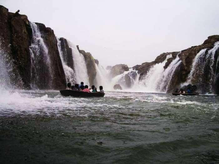sivasamudram waterfall coracle க்கான பட முடிவு